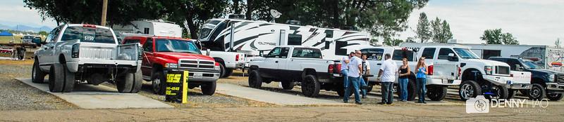 NHRDA 2013 Jefferson State Diesel Nationals - Redding, CA