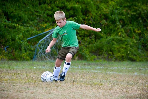 Youth Soccer - Joshua Jones