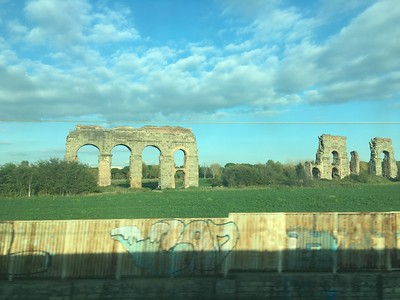 Pellegrinaggio in Italia, Novembre 2017