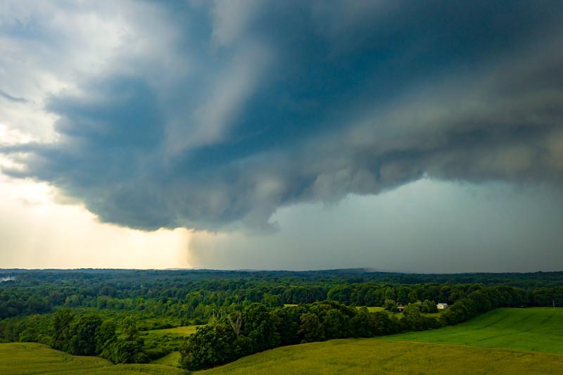 Ramseur Hail Storm