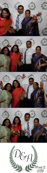 Dana and Arun's Wedding