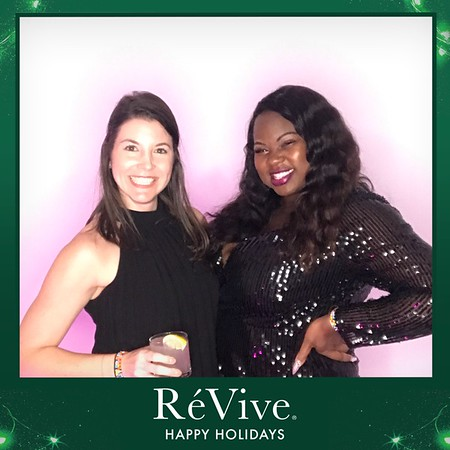 12.19.19 | ReVive Holiday Party