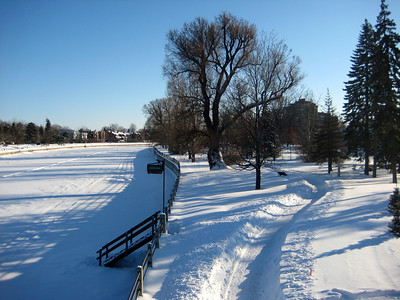 SnowBlog December 2007