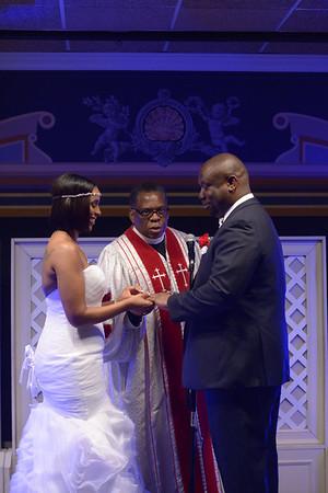 David & Christina's Ceremony