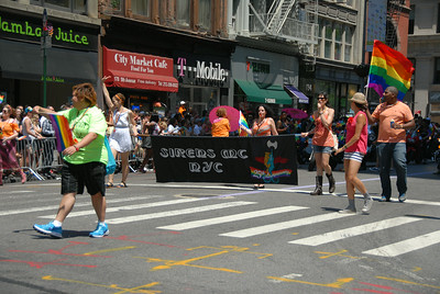 Pride Day NYC 2014