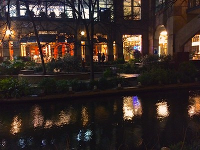 San Antonio Riverwalk in 2015