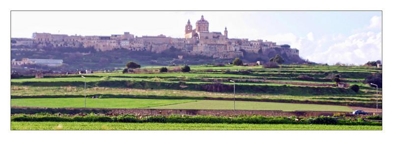 Rabat and Mdina, Malta 2003