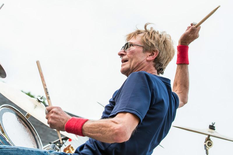 Dave Pawelk-The Bingo's-Watertown Rails to Trails 2014