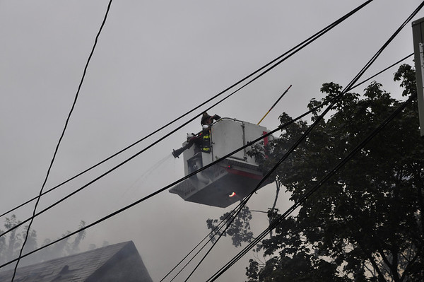 Lawrence Ma. 45 Washington St 2nd Alarm-7-29-11