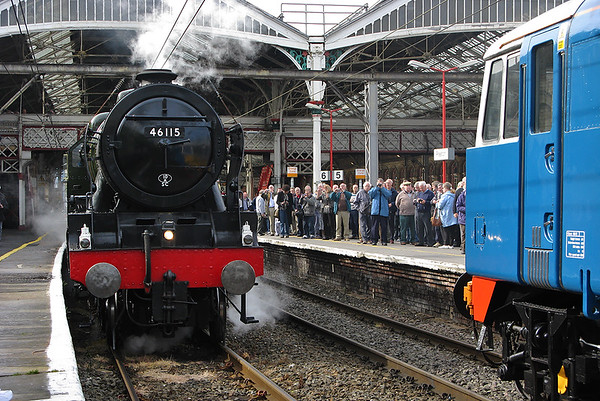 9th May 2009: Preston and Stourbridge