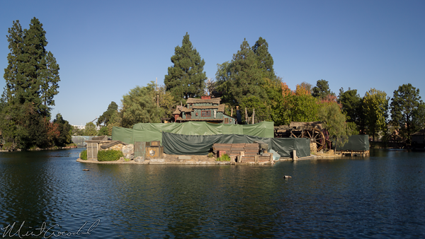 Disneyland Resort, Disneyland, Frontierland, Tom Sawyer Island, Tom, Sawyer, Island