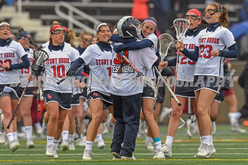 Stony Brook vs Denver Women's DI Lacrosse 2018