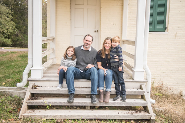 Fisher Family - Fall 2019