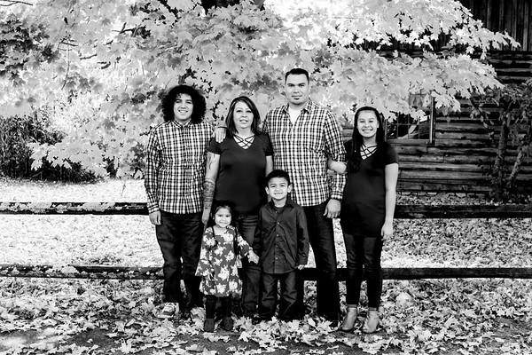 Nadeau family-Fall