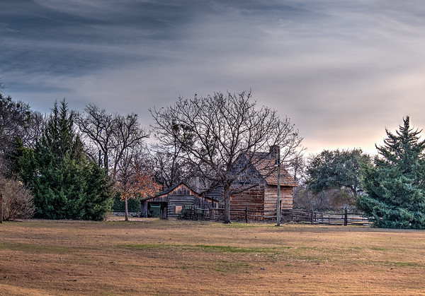 Farmers Branch - Settlers Farm Historic Park 2016