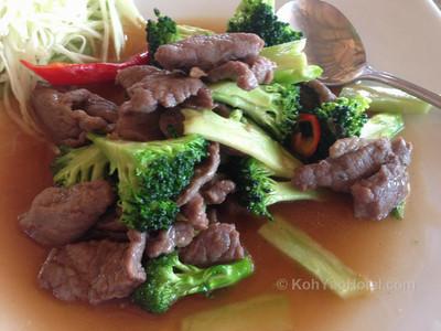 Koh Yao Noi Restaurants