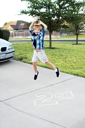 Jonah - 2nd grade