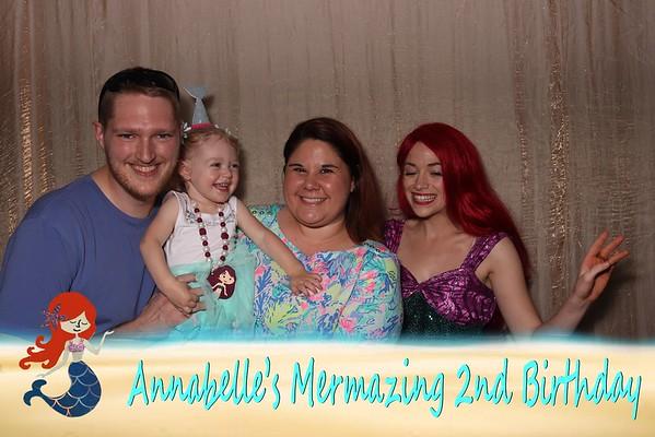 Annabelle's 2nd Birthday