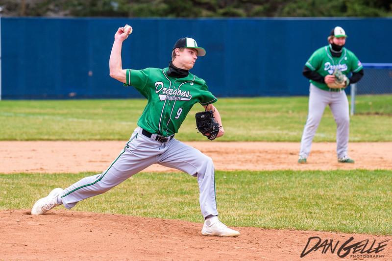 Dragons Baseball vs DC