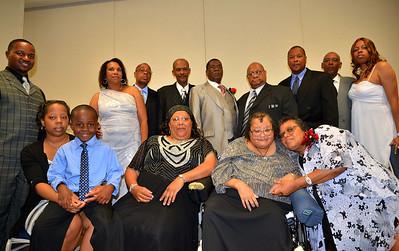 Homecoming Banquet June 29, 2013