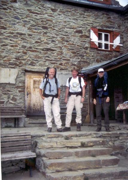 Alps, Ötztaler Alps, 1999,