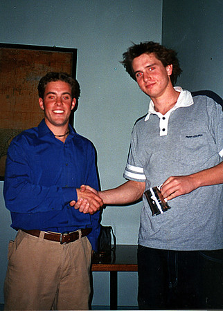 29 Jun 2001 Senior Presentation Night