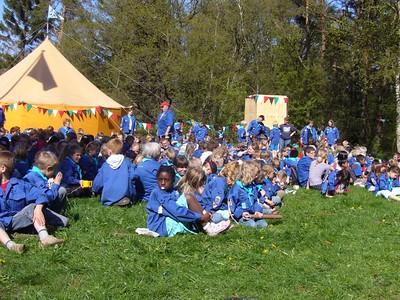 Robin Hood Lejr for Flokken - Øksedal 2007