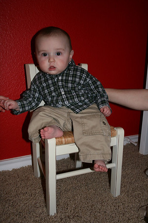 2010 February Cody 4 Month Chair