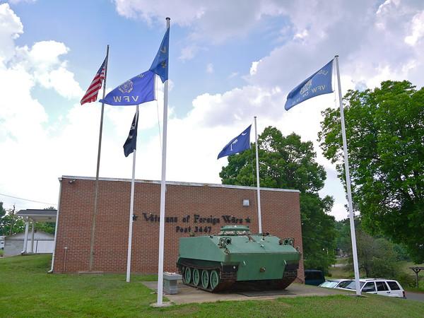 VFW Post # 3447 - Gaffney, SC - M114