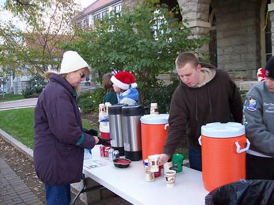 2008 Hot Chocolate Sale
