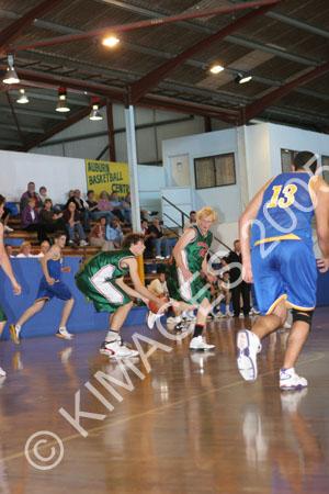 Parramatta Vs Hills (Q F) 30-7-05