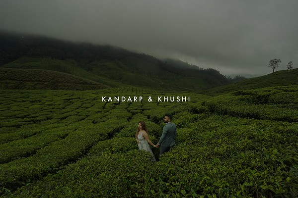Kandarp and Khushi | Kerala