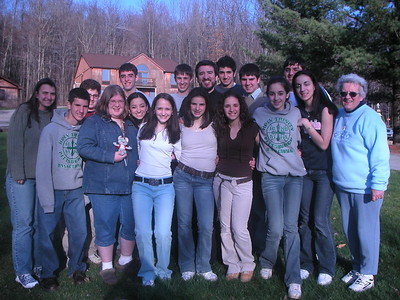 GOYA Retreat - April 12, 2003