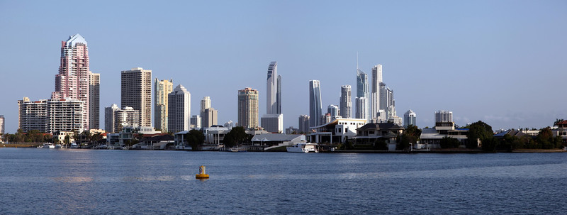 Gold Coast Panorama's September 23rd 2012 Plus Normal sized Photos