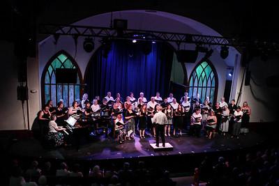 Pligrim Festival Chorus Presents Broadway East  6/26/16
