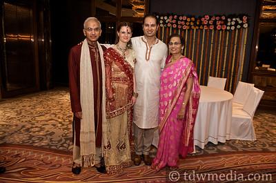 Michelle and Ben Bhargava Wedding