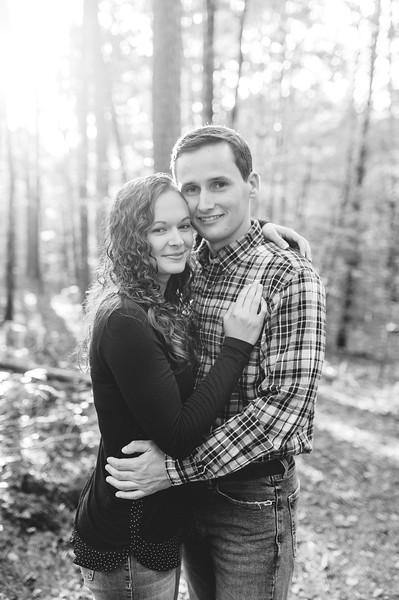 Audrey + Kyle Engagement