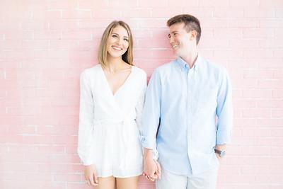 Alexa + Joel | Hyde Park Village Engagement | Bayshore Boulevard