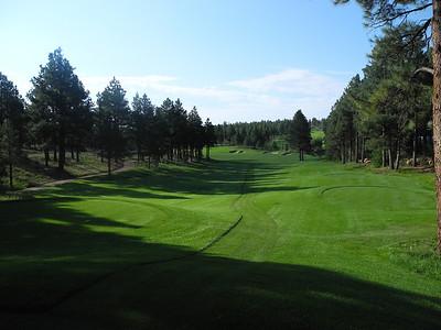 Golf @ Pine Canyon!