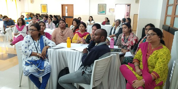 Workshop on 'Framing Inquiry Questions'- 16.10.2019