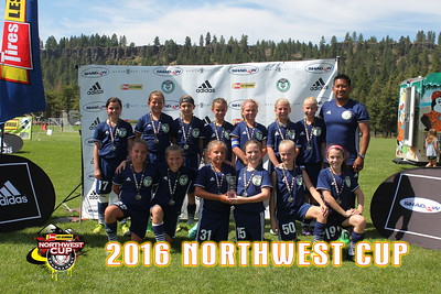 Northwest Cup 2016 Awards