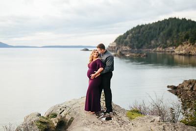 Derek & Kayla   Maternity