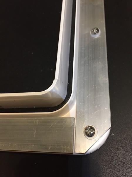aluminum reinforcement