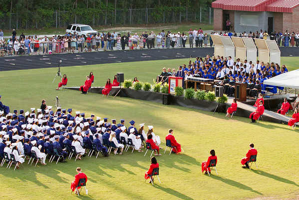 Sandy Creek High School Graduation 2014