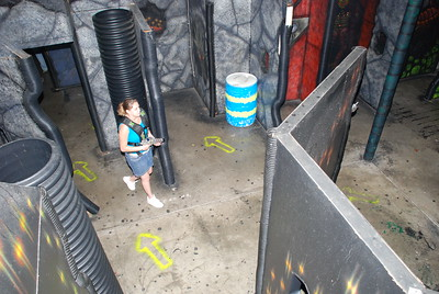X-SITE LASER TAG