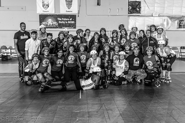 2017/04/29 Rat City All-Stars vs Team Mexico