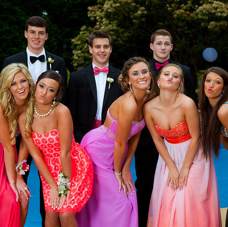 2013 Forestview Prom - 5/4/13