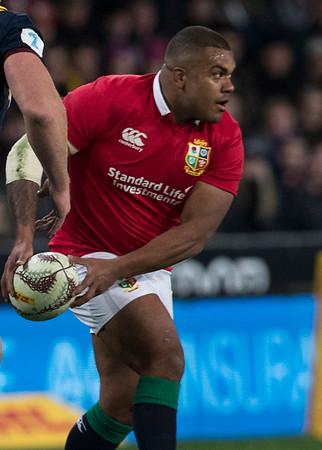 Kyle Sinckler, during game 4 of the British and Irish Lions 2017 Tour of New Zealand,The match between  Highlanders and British and Irish Lions, Forsyth Barr Stadium, Dunedin, Tuesday 13th June 2017 (Photo by Kevin Booth Steve Haag Sports)  Images for social media must have consent from Steve Haag