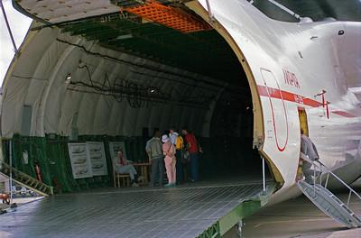 An-225 & Buran at Le Bourget