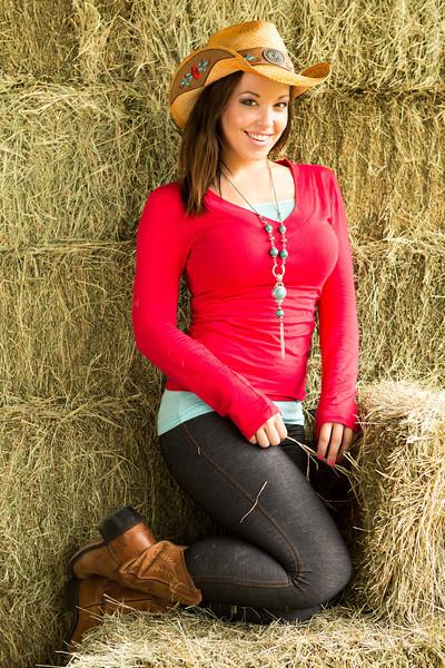 Sarah Leann at the Ranch
